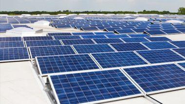 Mahindra & Mahindra To Adopt Captive Solar Plant in Maharashtra To Generate 100 Million Units of Power Annually
