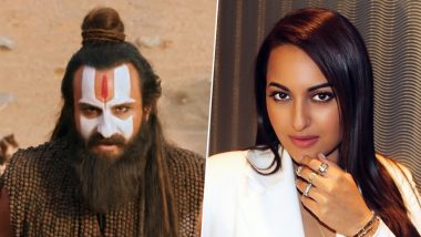 Laal Kaptaan: Sonakshi Sinha to Play a Cameo in Saif Ali Khan Starrer, 'She Is the Most Glamorous Thing in the Film' Says Director Navdeep Singh