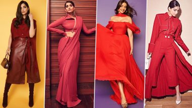 Sonam Kapoor was Busy Painting the Town Red While Promoting her Next Release, The Zoya Factor (View Pics)