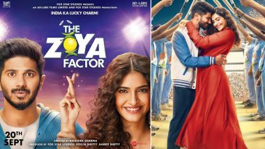The Zoya Factor Song Kaash: Sonam Kapoor, Dulquer Salmaan's Love Anthem to Be Out On September 6!