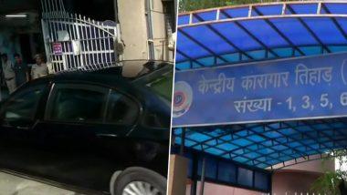 INX Media Case: Sonia Gandhi, Dr Manmohan Singh Visit P Chidambaram in Tihar Jail