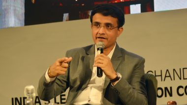 BCCI Polls: Sourav Ganguly Likely to Be President, Brijesh Patel IPL Chairman