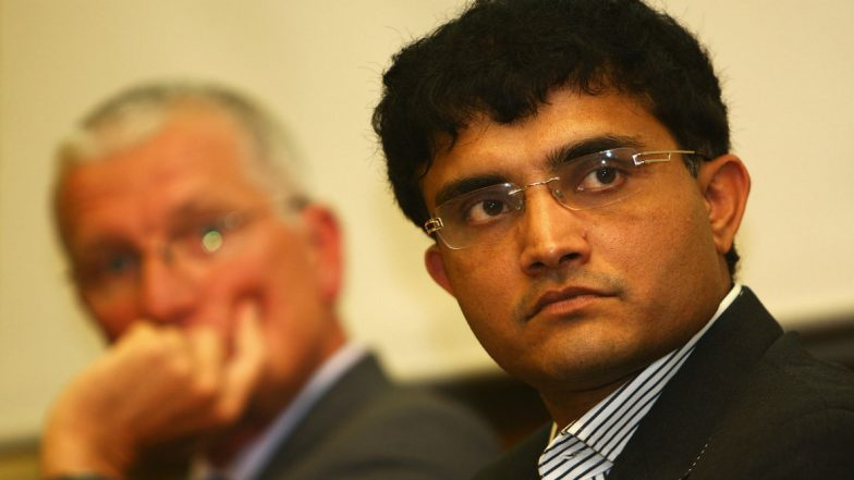 Sourav Ganguly, All Set To Become BCCI President, Admits That It Will Be a Challenging Job