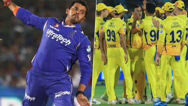 Sreesanth Reveals Shocking Details about His Hatred for Chennai Super Kings; World Cup Winner Denies Abusing Former India Coach Paddy Upton