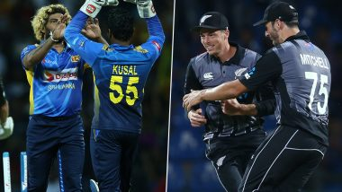 Live Cricket Streaming of Sri Lanka vs New Zealand 3rd Twenty20 on Sony ESPN and SonyLIV: Check Live Cricket Score, Watch Free Telecast of SL vs NZ T20I 2019 on TV and Online