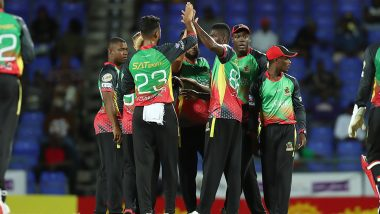 St Kitts and Nevis Patriots vs Barbados Tridents, CPL 2019 Match LIVE Cricket Streaming on Star Sports and Hotstar: Live Score, Watch Free Telecast on TV & Online