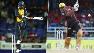 St Lucia Zouks vs Trinbago Knight Riders CPL 2019 Match LIVE Cricket Streaming on Star Sports and Hotstar: Live Score, Watch Free Telecast on TV & Online
