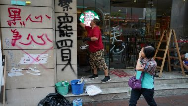 Hong Kong Protests: Starbucks Emerges as Latest Brand to Fall Foul of Pro-Democracy Protesters
