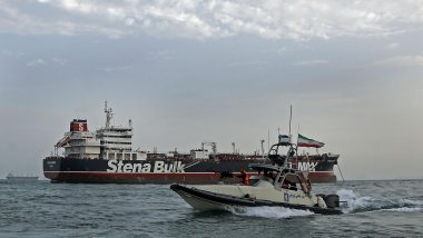 British-Flagged Oil Tanker Stena Impero Sets Sail After Iran Release