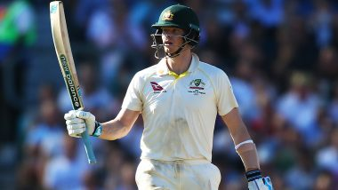 Steve Smith Registers His Slowest First-Class Ton Against Western Australia in Marsh Sheffield Shield 2019–20
