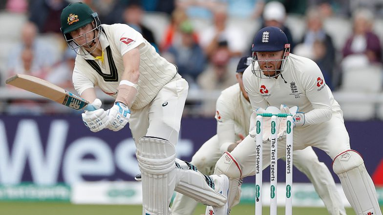 Steve Smith Reveals What Jonny Bairstow Said While Bluffing Him With Fake Run-Out During Ashes 2019 5th Test (Watch Hilarious Video)