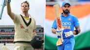 Virat Kohli to Become Greatest ODI Batsman, Steve Smith Has an Edge in Test Cricket: Aaron Finch