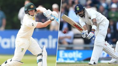 Steve Smith Dethrones Virat Kohli to Become the No. 1 Batsman in ICC Test Rankings