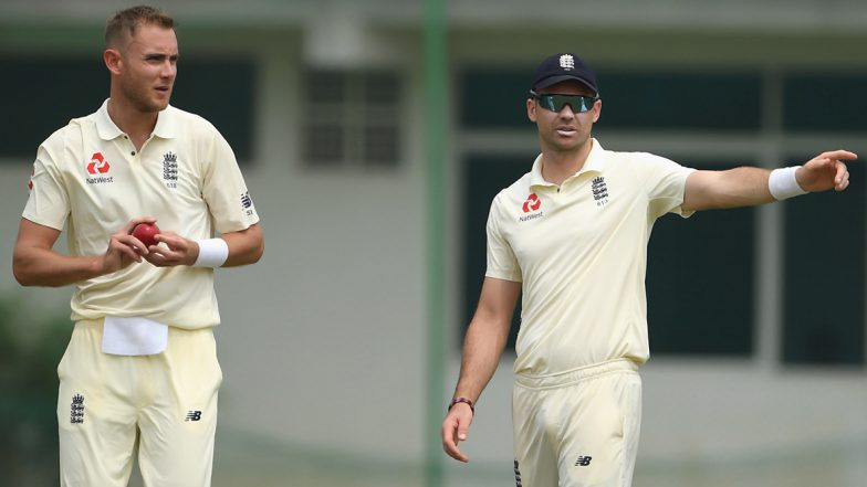 James Anderson and Stuart Broad Should Not Play Together in Tests, Says Michael Vaughan