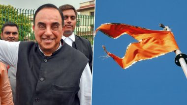 Subramanian Swamy Sparks Controversy on Ram Temple Issue, Says Fundamental Rights of Hindus Above Muslims Property Rights