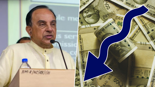 Subramanian Swamy, Modi Govt Widely Differ as Economic Crisis Deepens: Here's How The Ex-FM Has Critiqued The Handling of Economy So Far
