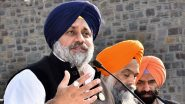 Shiromani Akali Dal Quits NDA Over Farms Bills Row, Blames BJP-Led Centre's 'Stubborn' Approach on MSP
