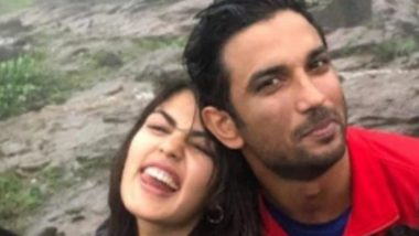 Sushant Singh Rajput And Rumoured Girlfriend Rhea Chakraborty Might Just Star Together In A Film
