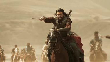 Sye Raa Narasimha Reddy Trailer: Chiranjeevi's Period Drama Leaves Fans Impressed With Its Outstanding Action and Grandeur