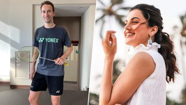 Taapsee Pannu Almost Confrims Relationship With Mathias Boe, Says My Boyfriend is 'Not an Actor, Cricketer or From Around Here'