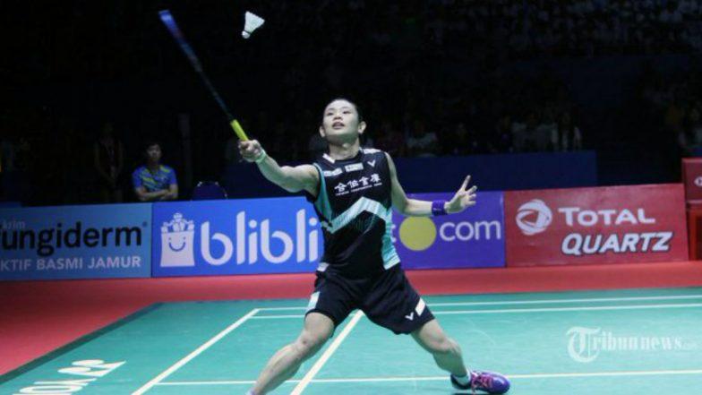 China Open 2019: Tai Tzu Ying Overcomes Chen Yu Fei to Reach Final