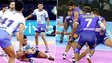 Tamil Thalaivas Vs Haryana Steelers PKL 2019 Match Free Live Streaming and Telecast Details: Watch TAM vs HAR, VIVO Pro Kabaddi League Season 7 Clash Online on Hotstar and Star Sports