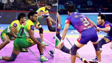 Tamil Thalaivas vs Patna Pirates PKL 2019 Match Free Live Streaming and Telecast Details: Watch TAM vs PAT, VIVO Pro Kabaddi League Season 7 Clash Online on Hotstar and Star Sports