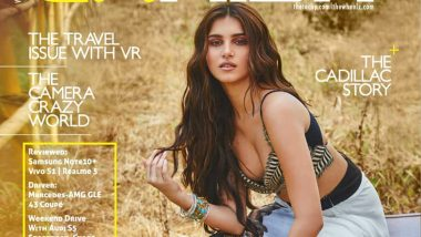 Tara Sutaria's Cover Photo For Exhibit Magazine's September Issue Is HOT but Lacks Inspiration