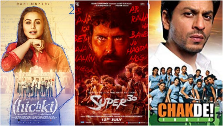 Happy Teachers' Day 2019: 6 Bollywood Movies That Captured the Student-Teacher Relationship Beautifully