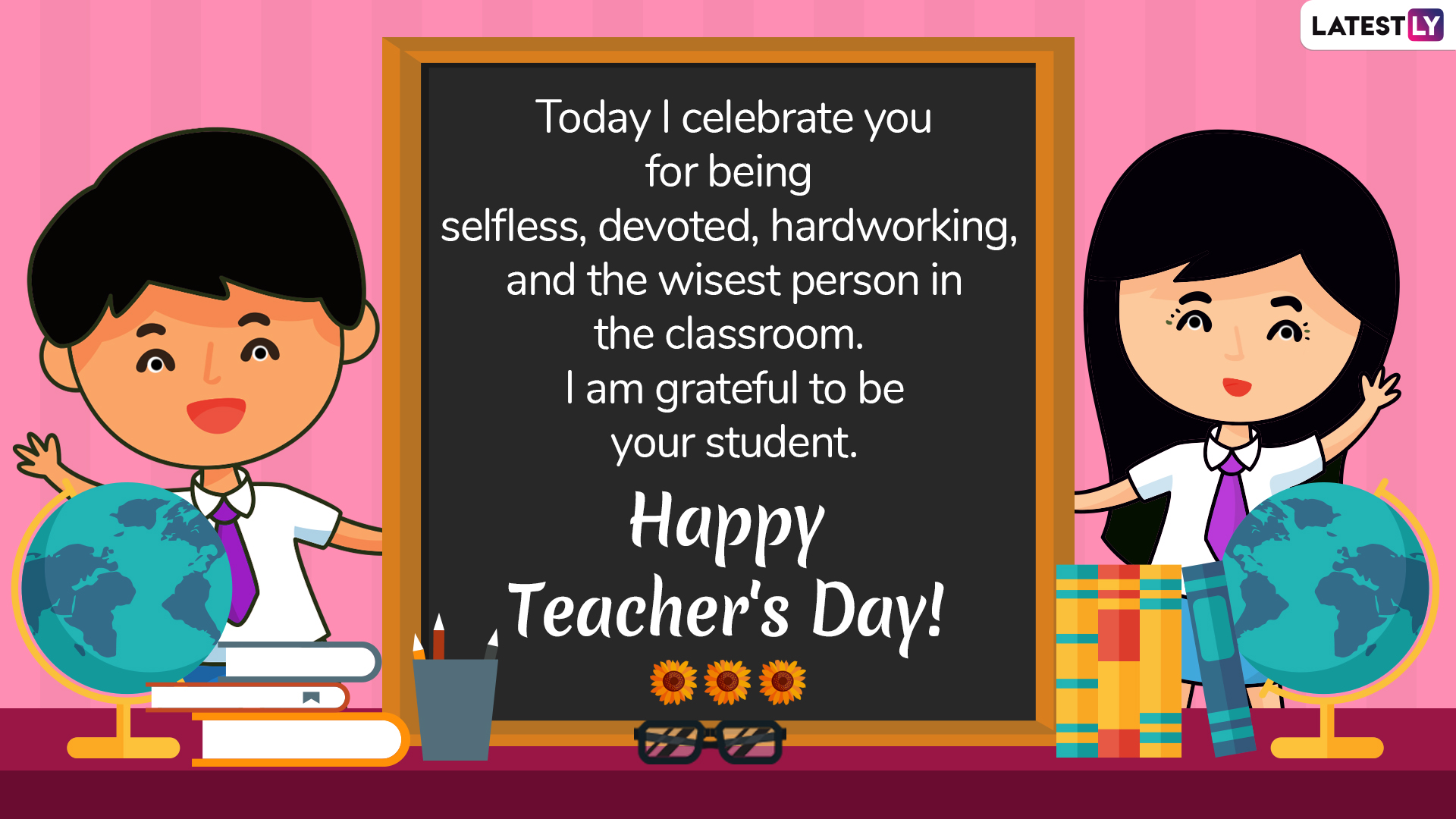 teachers day messages whatsapp stickers gif images quotes
