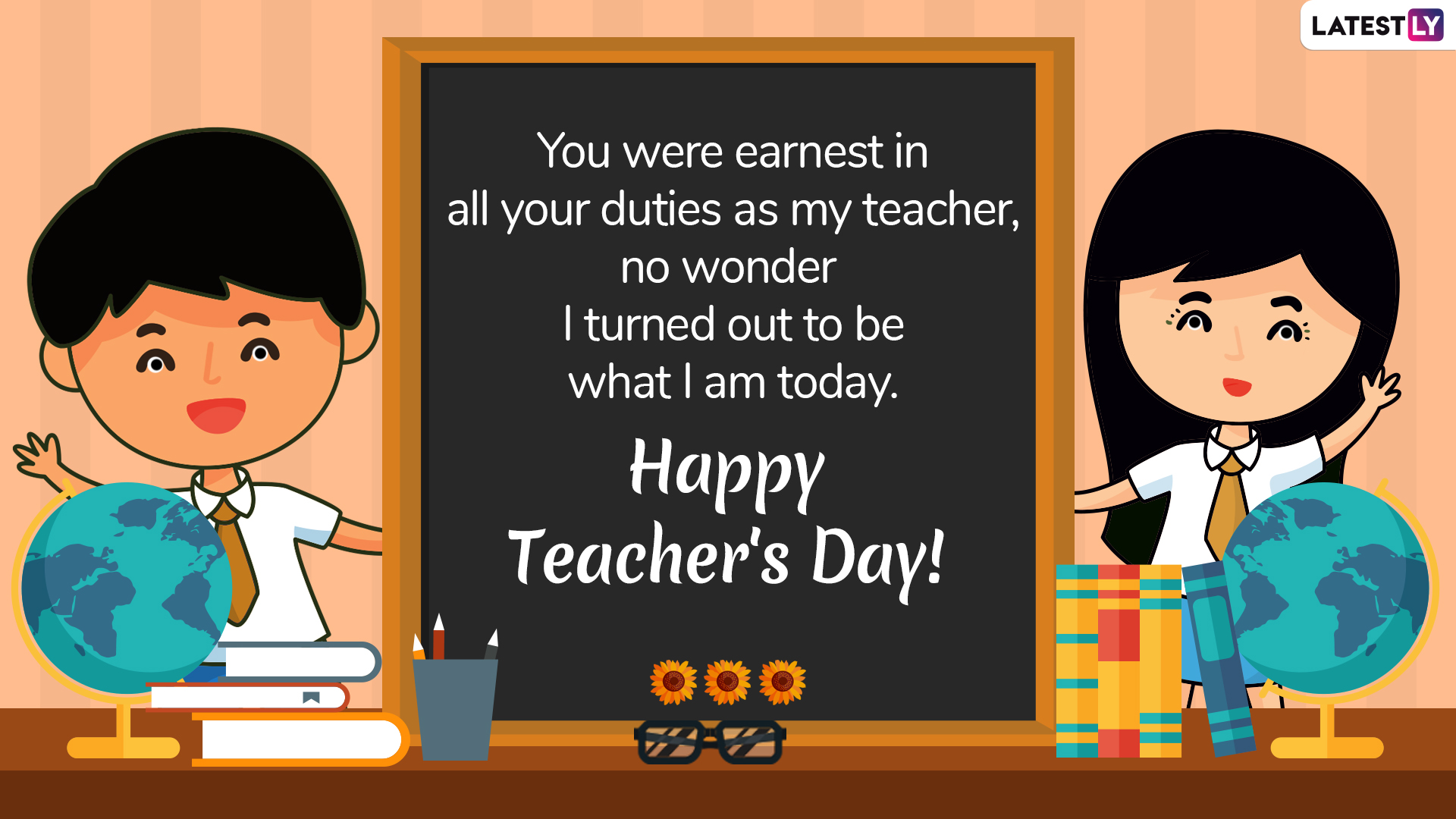Teachers' Day 2019 Messages: WhatsApp Stickers, GIF Images