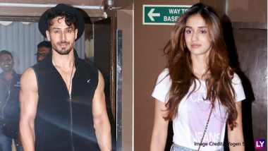 Tiger Shroff and Disha Patani are Just 'Good Friends' Who Enjoy Frequent Movie Dates - View Pics