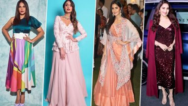 Katrina Kaif, Ileana D'Cruz and Madhuri Dixit: Let's Meet the Worst-Dressed Celebs of this Week (View Pics)