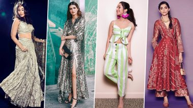 Sonam Kapoor, Kareena Kapoor Khan and Shraddha Kapoor's Fashion Choices Helped us Survive this Week (View Pics)
