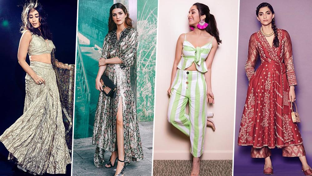 Sonam Kapoor, Kareena Kapoor Khan and Shraddha Kapoor's Fashion Choices Helped us Survive this Week (View Pics)