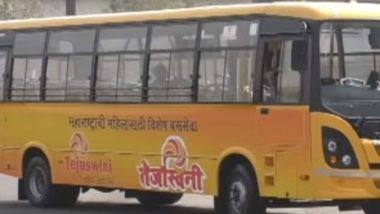 Thane Municipal Transport (TMT) Launches 50 Tejaswini Buses Exclusively for Women Passengers
