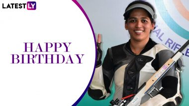 Tejaswini Sawant Birthday Special: Five Lesser-Known Things to Know About the Ace Indian Shooter