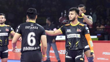 PKL 2019 Dream11 Prediction for Telugu Titans vs Puneri Paltan: Tips on Best Picks for Raiders, Defenders and All-Rounders for HYD vs PUN Clash
