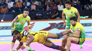 PKL 2019 Results: Telugu Titans, Patna Pirates Settle for Thrilling 42–42 Tie