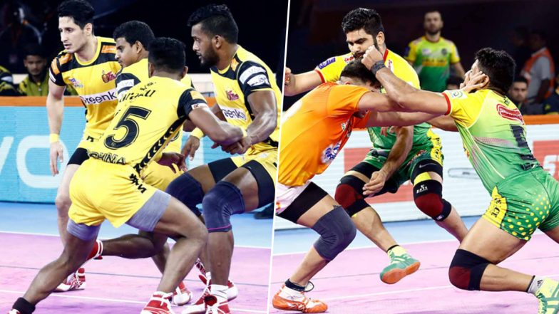 Telugu Titans vs Patna Pirates PKL 2019 Match Free Live Streaming and Telecast Details: Watch TEL vs PAT, VIVO Pro Kabaddi League Season 7 Clash Online on Hotstar and Star Sports