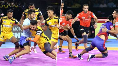 PKL 2019 Dream11 Prediction for Telugu Titans vs U Mumba: Tips on Best Picks for Raiders, Defenders and All-Rounders for HYD vs MUM Clash