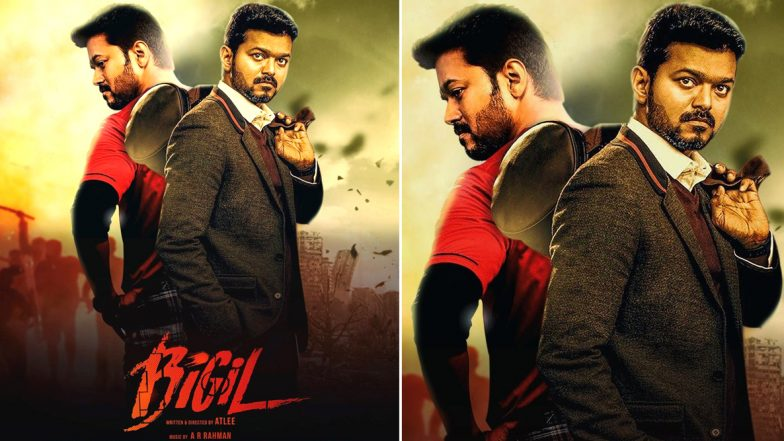 Bigil: Teaser Of Thalapathy Vijay's Film to Be out In October First Week?
