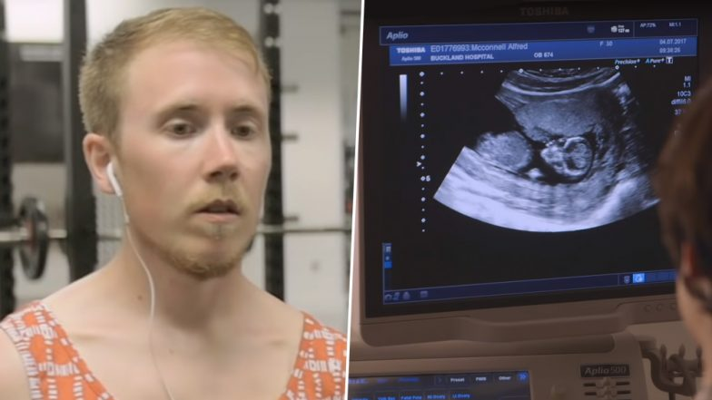 UK Man Who Got Pregnant and Gave Birth to a Baby Opens Up About Being Trolled for His 'Beer Belly'
