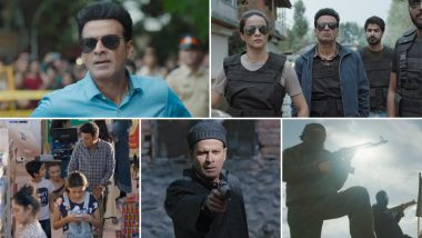 The Family Man Trailer: Manoj Bajpayee Is in Rollicking Form As He Struggles Being Both the Meek Husband and India's Best Agent – Watch Video
