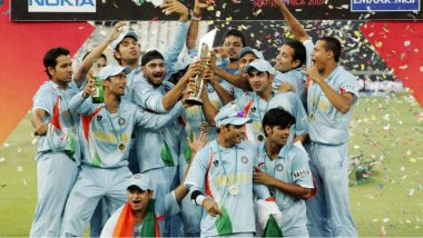 12 Years of India's ICC T20 World Cup 2007 Victory: Here's a Look at Forgotten Facts About the Memorable Triumph Under MS Dhoni's Captaincy!