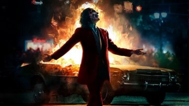 Joker New Poster: Joaquin Phoenix Dons His Clown Suit With The Signature Smile And Presents A Torched-Up Car!