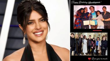 Priyanka Chopra Jonas Shares the Perfect Pic to Wish Brother-in-Law Frankie on His Birthday