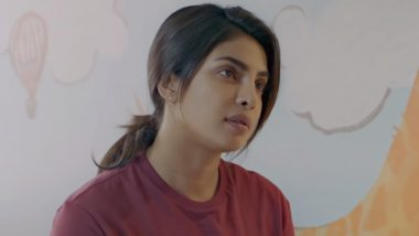 Here's Why Priyanka Chopra Broke Down Uncontrollably During a Scene on the Sets Of The Sky Is Pink