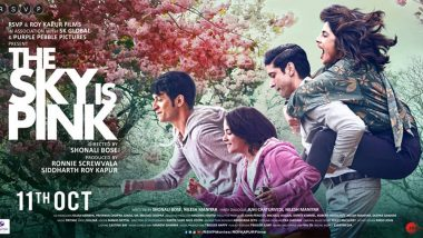 The Sky Is Pink: It Was Intimidating Directing Farhan, Says Shonali Bose
