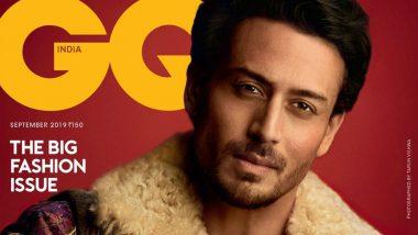 Tiger Shroff Looks Dapper in Ralph Lauren & Sunspel on GQ India Magazine Cover